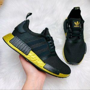 Adidas NMD R1 Black Gold